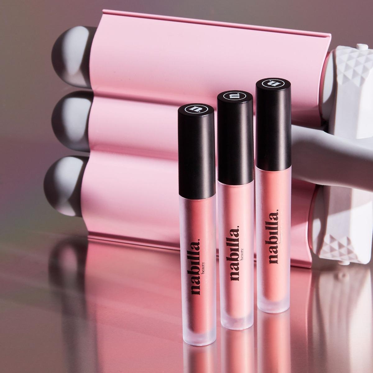 2 lipsticks au choix + 1 waver